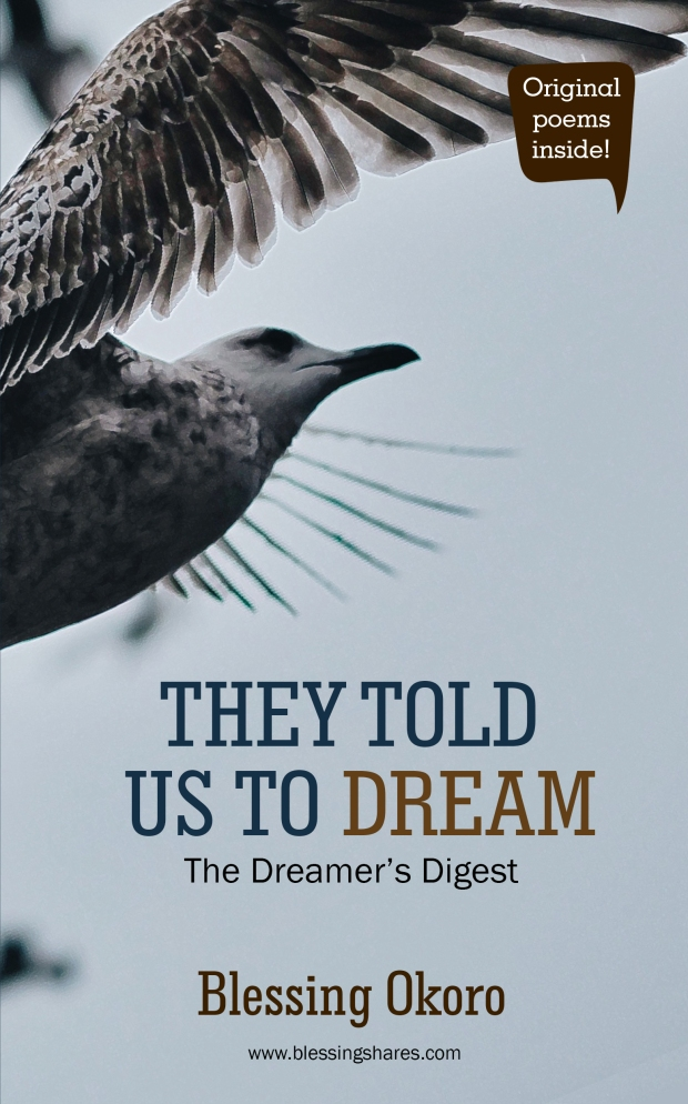 They Told Us To Dream - Front only[1695]